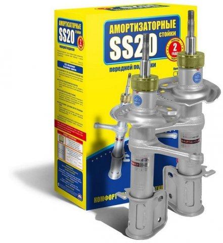 Амортизаторы 2190 передние масло SS-20 (2 шт.) /Стандарт/Комфорт/Шоссе/Спорт/