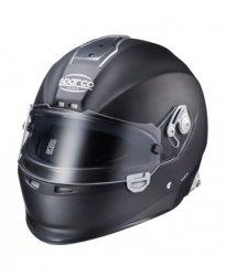 Шлем Sparco WTX-5H Цвет: черный и белый.  Размеры: L, ХL.