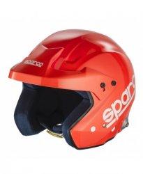 Шлем SPARCO PRO-J (OFFSHORE) Цвет: красный.  Размеры: XS (53-54), S (55-56), M (57-58), M + (59), L (60), XL (61), XXL (62).