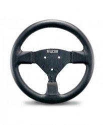 Руль спорт Sparco Р 300 замша 300мм. Три спицы.